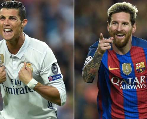Arsene Wenger Adds Cristiano Ronaldo and Lionel Messi to List of One-Time Arsenal Targets