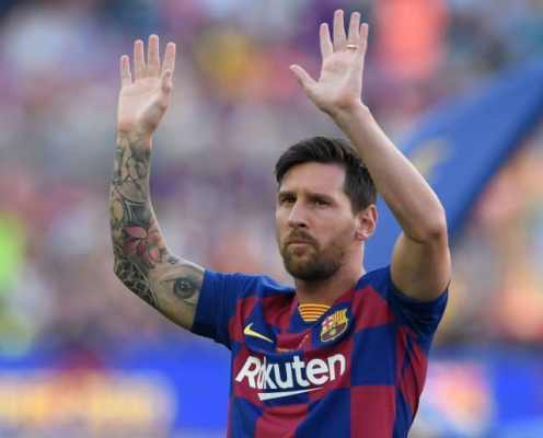 FIFA 20: Barcelona Fans React to Top 100 Ratings Reveal as Lionel Messi Beats Out Cristiano Ronaldo