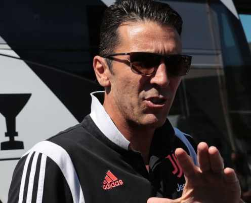 Gianluigi Buffon Set to Match Paolo Maldini Record With Rare Start Against Verona