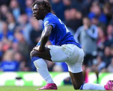 Everton Fans to Unveil Moise Kean Stadium Banner in Damning Message to Serie A Bosses