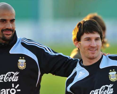 Exclusive: Juan Sebastián Veron on the Best Coach He Worked With & Playing With Maradona & Messi