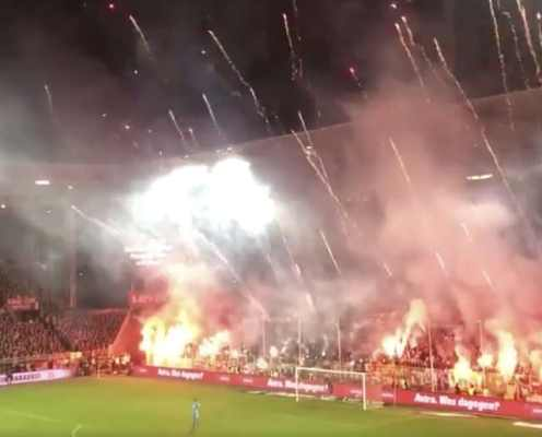 St. Pauli vs Hamburg: Ultras Bust Out Pyrotechnic Show for Fiery Derby