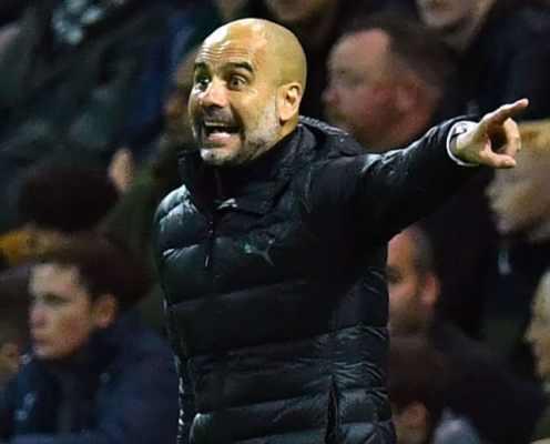 Pep Guardiola Doubles Down on Misguided Defence of Racist Bernardo Silva Tweet