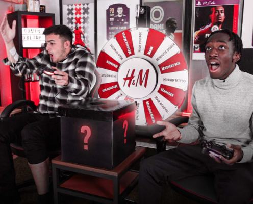 H vs M: Hashtag Harry and Manny Face Off in Forfeit FIFA Round 2