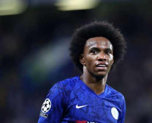 Chelsea Planning to Allow Willian to Leave for Free as Juventus & Barcelona Prepare to Pounce