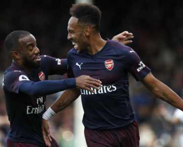 Arsenal 'Confident' Pierre-Emerick Aubameyang & Alexandre Lacazette Will Sign New Contracts