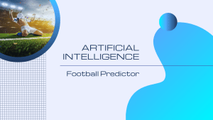Artificial Intelligence betting tips