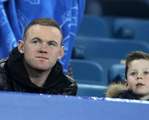Wayne Rooney's Son Kai Set to Re-Join Manchester City Academy