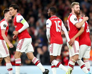 Europa League Roundup: Martinelli-Inspired Arsenal Win, Rangers Beaten by Young Boys