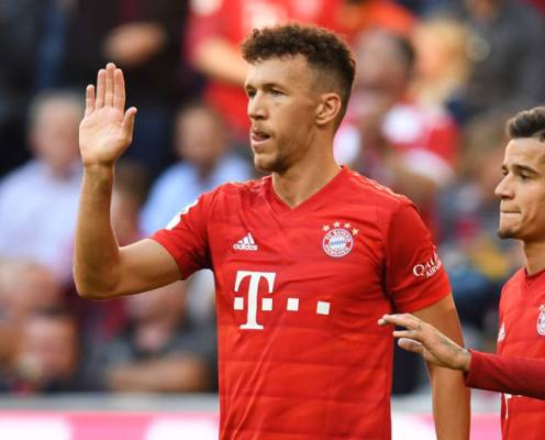 Bayern Munich CEO 'Won't Rule Out' Buying Ivan Perisic After Solid Start to Loan Spell