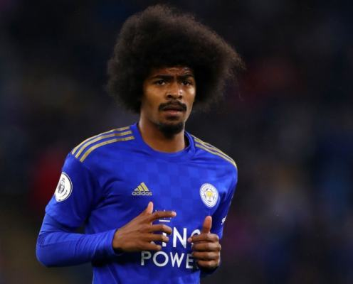 Leicester 'Appalled' by Racist Abuse Aimed at Hamza Choudhury as Club Contacts Police
