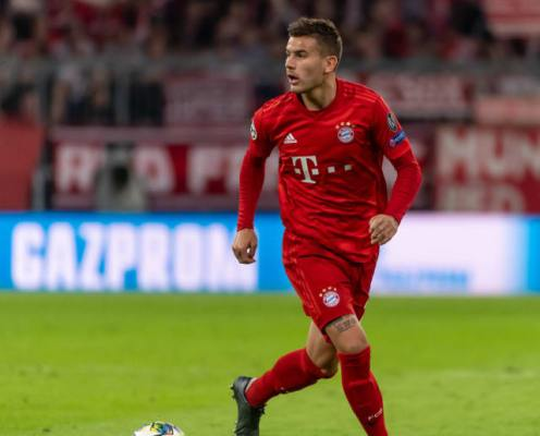 Lucas Hernandez Out of France Training With Possible Recurrence of Knee Injury