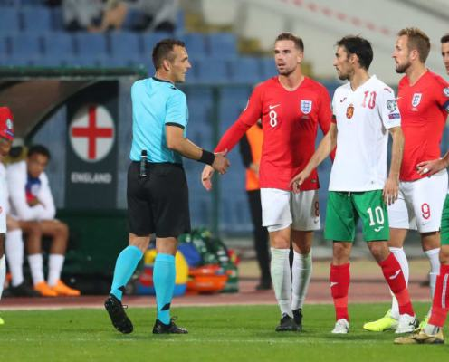 Bulgaria Football Union President Resigns After England Game Is Marred By Racist Chanting