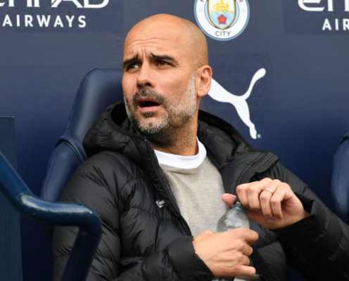 New Book Reveals Pep Guardiola's Poo-Focused Rant in Dressing Room After Champions League Exit