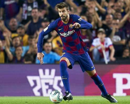 Gerard Pique Hits Comedy Highlights With Repeat Appearance on Spanish TV Show
