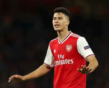 Gabriel Martinelli Could Miss Crucial Arsenal Games Due to Pre-Olympic Tournament