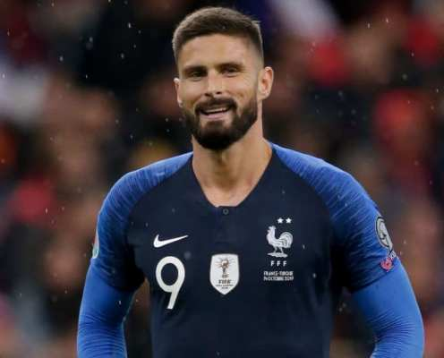 Chelsea Set Asking Price for Wantaway Striker Olivier Giroud in January
