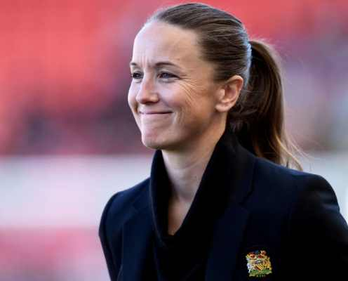 Manchester United Manager Casey Stoney Opens Up on England and USA Women's Football Pay Debate