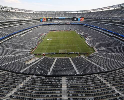 UEFA Looking to Host 2024 Champions League Final at New York's MetLife Stadium