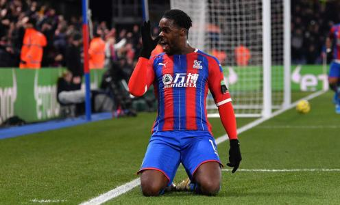Crystal Palace Open Contract Talks With Jeffrey Schlupp Following Great Run of Form