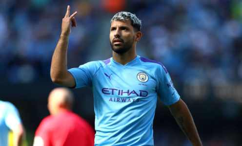 Sergio Aguero Finishes 2010s With 38 Goals More Than Anyone Else After Strike Against 32nd Opponent