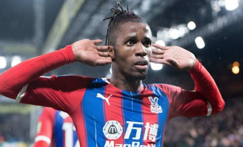 Roy Hodgson Admits Crystal Palace Would Be Forced to Consider 'Serious Bid' for Wilf Zaha