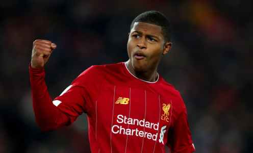 Liverpool's Rhian Brewster Poised for January Loan Move With Swansea Leading Race for Starlet