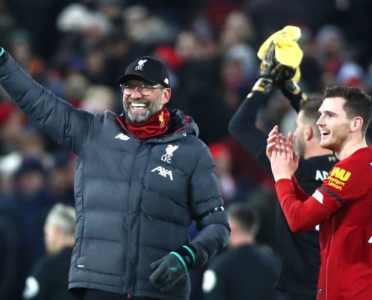 Liverpool Equal Record 31-Game Top-Flight Unbeaten Run With Latest Premier League Victory