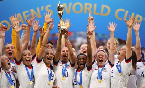 FIFA Receive 4 Bids to Host 2023 Women's World Cup