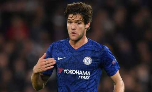 Marcos Alonso Considered a 'Priority' Signing for Inter as Olivier Giroud Move Stalls