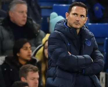 Frank Lampard Questions Chelsea 'Character' After Shock Defeat Against West Ham