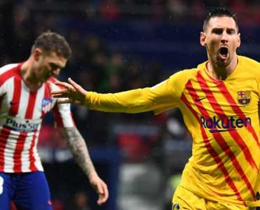 Atlético Madrid 0-1 Barcelona: Report, Ratings & Reaction as Late Messi Magic Saves the Day (Again)