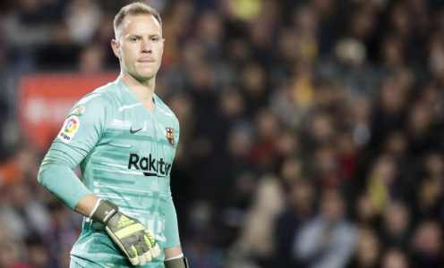 Marc-André ter Stegen Targeted by Bayern Munich, Juventus & Paris Saint-Germain