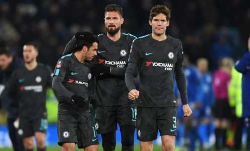 Marcos Alonso, Pedro and Olivier Giroud All Set to Leave Chelsea as Club Plan January Upheaval