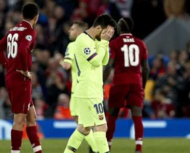 Lionel Messi's Half-Time Warning Before Barcelona's Champions League Collapse vs Liverpool Revealed