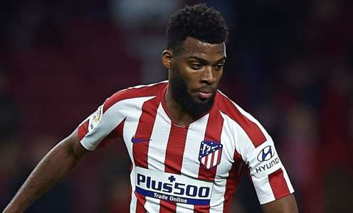 Lyon Eyeing Up January Move for Misfiring Atletico Madrid Forward Thomas Lemar