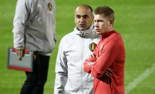 Kevin De Bruyne Begins Studying for Coaching Badges With Belgian Federation