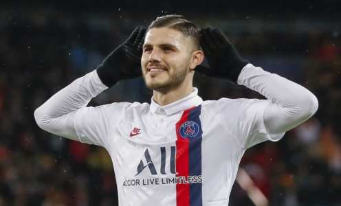 Juventus Chief Hopeful of Signing Mauro Icardi Despite PSG's Interest in Permanent Deal