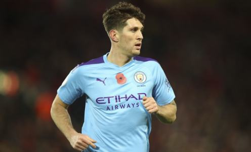 Arsenal Ready Shock Move for Manchester City Defender John Stones
