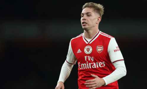 Arsenal's Emile Smith Rowe Set to Seal Loan Move to Huddersfield Town