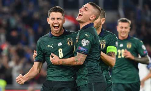 Euro 2020: How Italy Booked Their Place at This Summer's Tournament