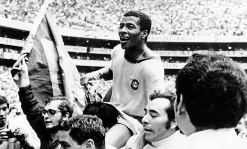 6 of the Best Moments of Jairzinho's Career