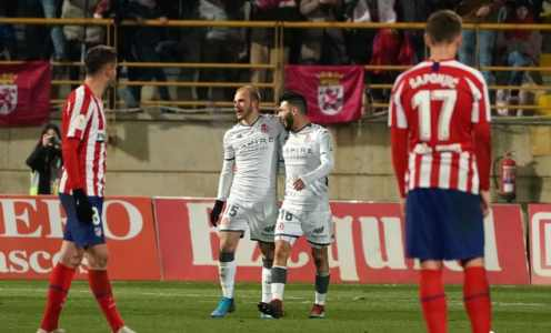 Atletico Crash Out of Copa del Rey at the Hands of Third Tier Cultural Leonesa After Extra Time