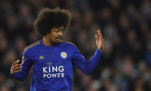 Newcastle & Burnley Have Hamza Choudhury Loan Bids Rejected By Leicester City