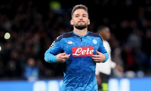 Chelsea Looking for 'Final Agreement' for Napoli Forward Dries Mertens