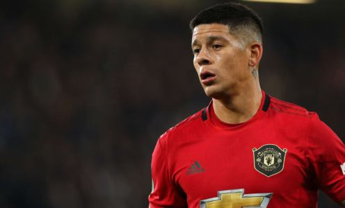 Marcos Rojo Set for Estudiantes Loan as Man Utd Struggle to Find Buyer