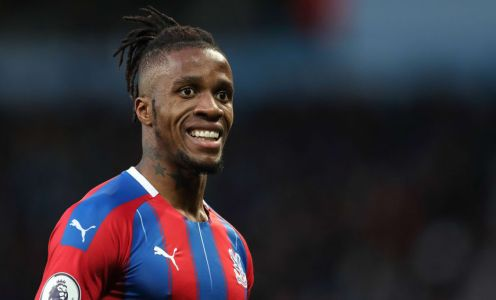 Wilfried Zaha Set to Stay at Crystal Palace Until the Summer