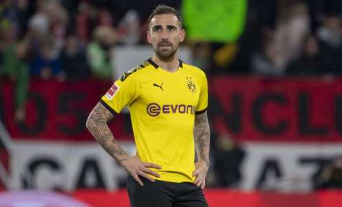 Borussia Dortmund Striker Paco Alcácer Offered to Manchester United & Tottenham