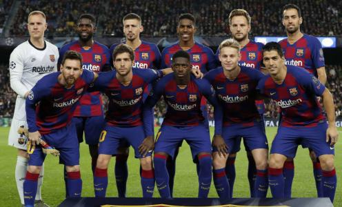 Barcelona Contract Review: When Every Player's Current Deal Is Due to Expire