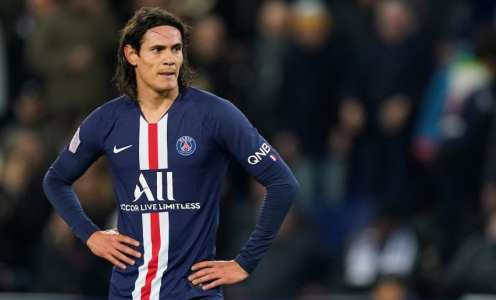 Atletico Madrid Target Edinson Cavani Set to Remain at PSG Until End of Season